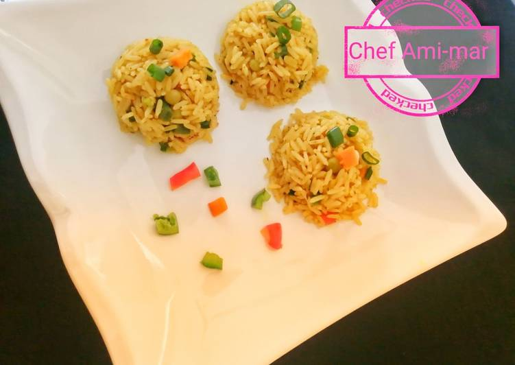 Grandmother's Dinner Easy Any Night Of The Week Nigerian fried rice