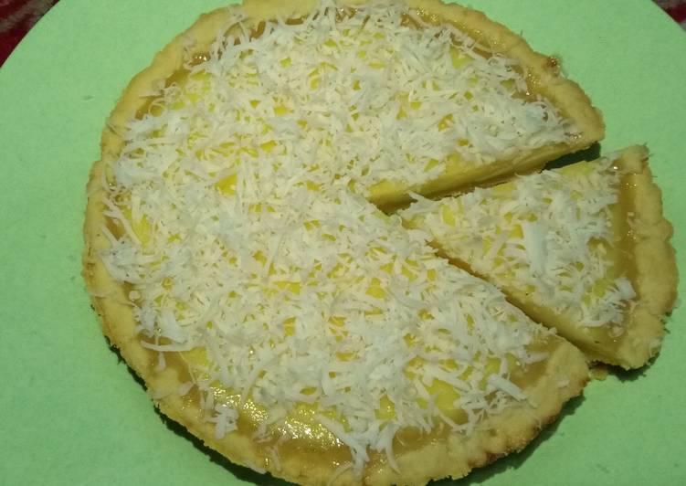 Pie Susu Teflon (Takaran Sendok)