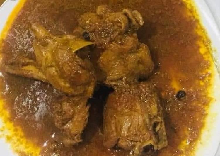 Chicken Qorma