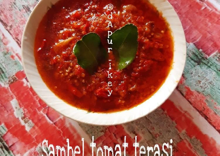 Sambel Tomat Terasi