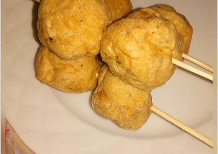 Bakso Goreng (Fried Meatballs)