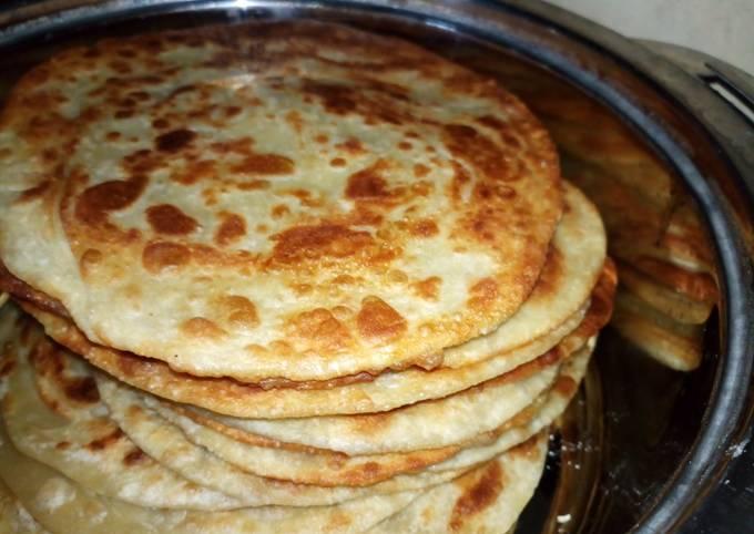 Appetizing chapatis