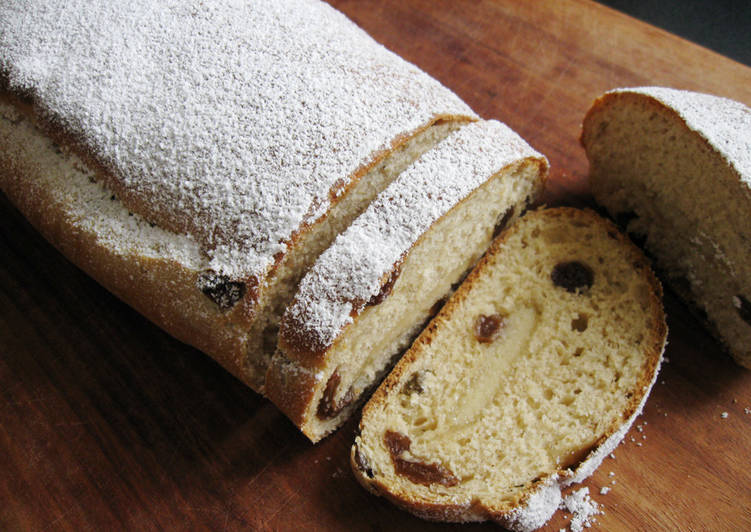 How to Make Any-night-of-the-week Marzipan Stuffed Sultana (Raisin) Bread Cake