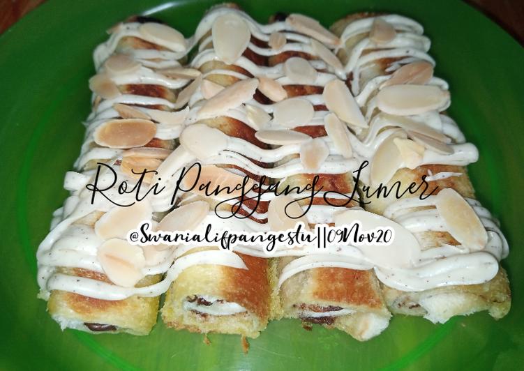 Roti Panggang Lumer