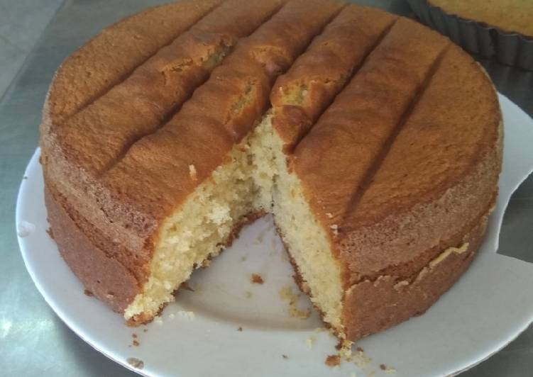 Simple Way to Make Most Popular Madeira cake