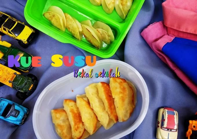 Kue Susu Bekal Sekolah