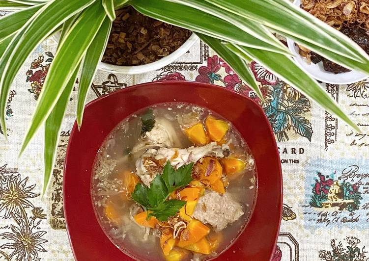 Soup Ayam Sehat