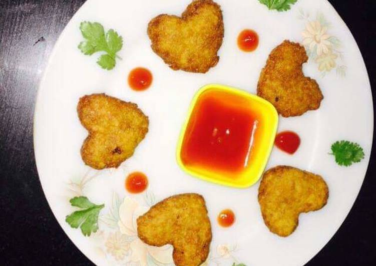 Potato Paneer cutlets