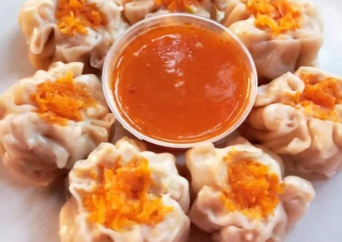 Dim Sum Ayam Udang 🥟 - projectfootsteps.org