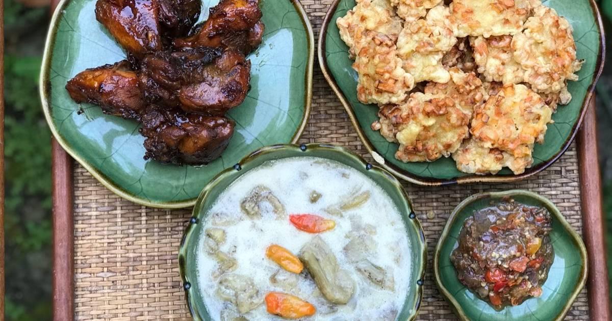 Resep Lodeh Terong Tidak Pedas Oleh Echy Cookpad
