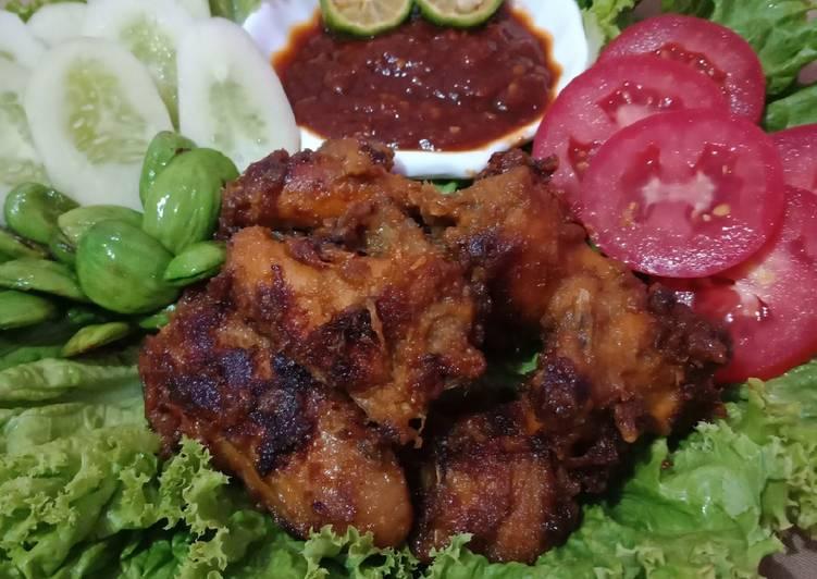 Resep Ayam Bakar Kalasan yang Lezat Sekali