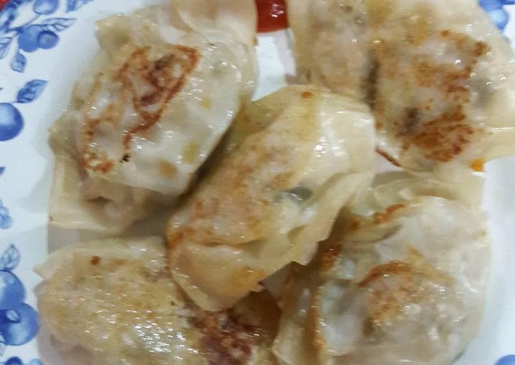 Resep Gyoza Dumpling Korea Oleh Dapur Addina Cookpad