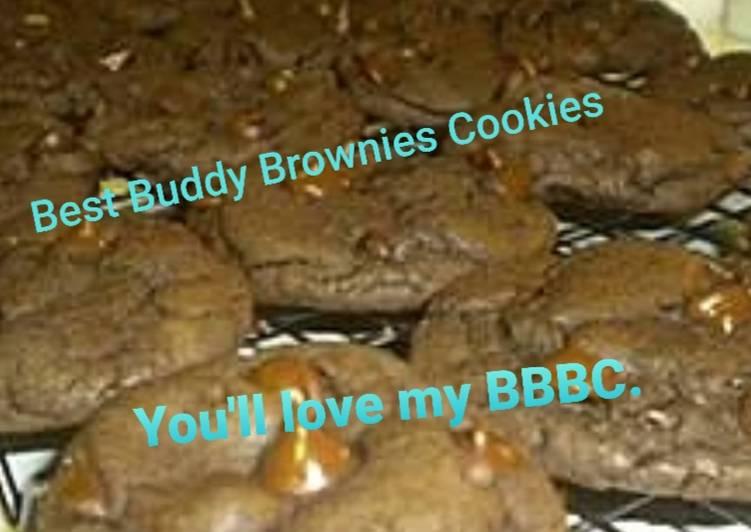 Best Buddy Brownie Cookies