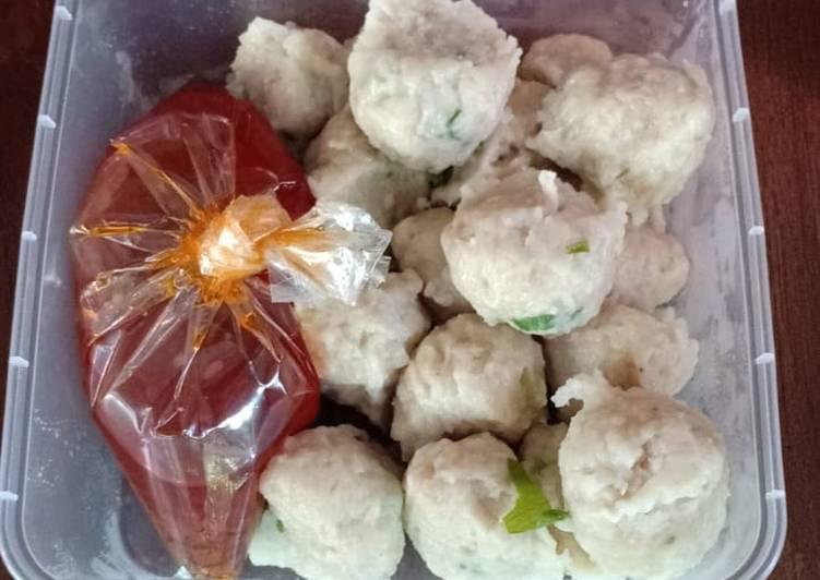 Somay ayam Favorit (Buat jualan laku banget) - cookandrecipe.com