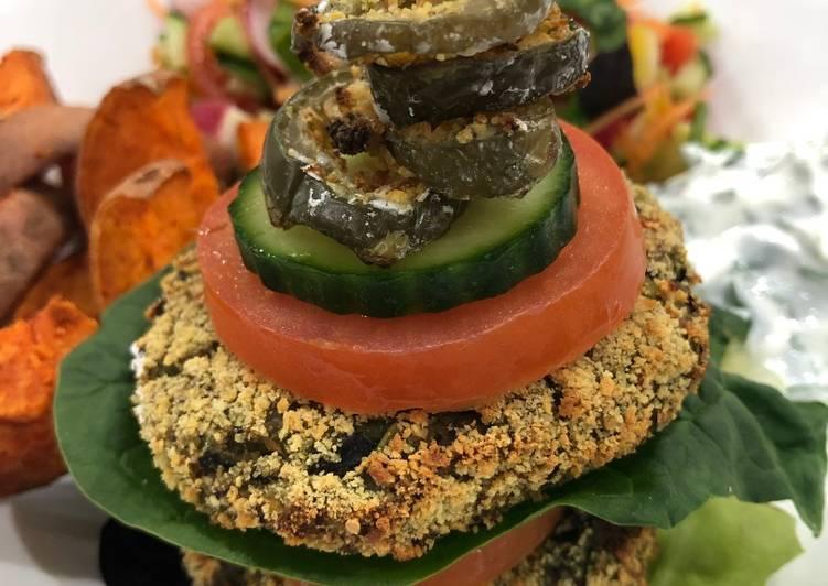 Very-veggie Burgers