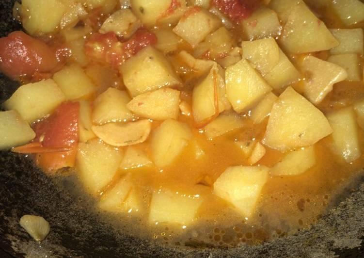 Sayur kentang