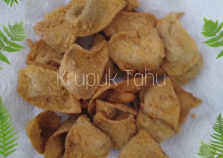 Krupuk Tahu