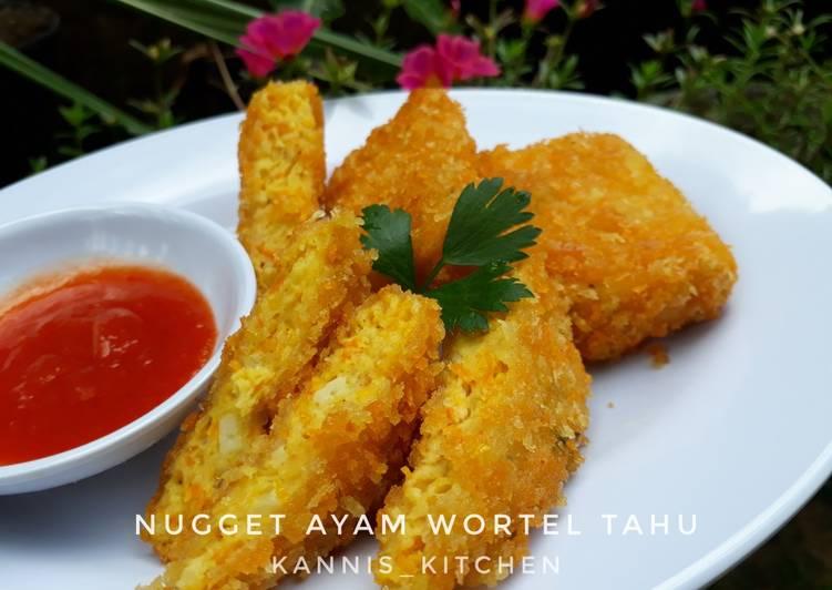 11. Nugget Ayam Wortel Tahu