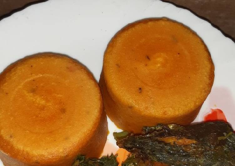 Moi-moi with steamed vegetable, Heart Friendly Foods You Must Eat