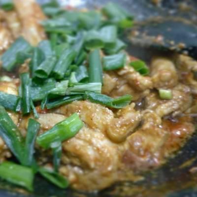 Resep Ayam Jamur Bumbu Gurih Ala Paprika Oleh Anwar Rosidin Cookpad