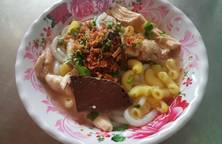Bánh Canh Con Nui