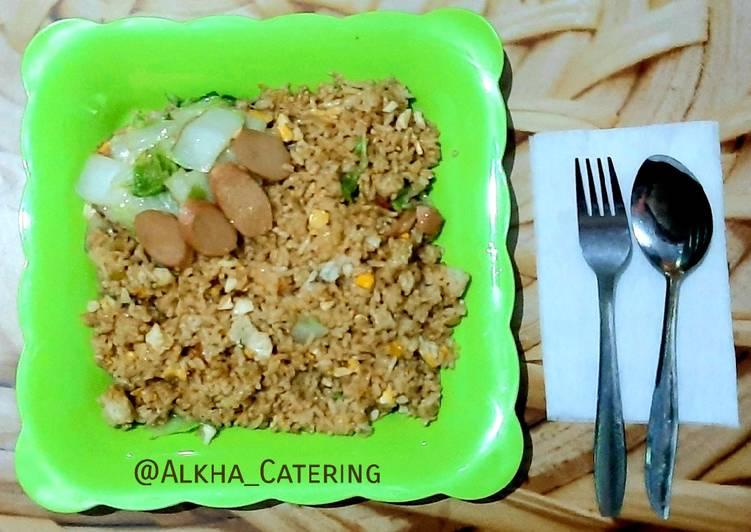 Resep Nasi goreng untuk anak-anak 🧒👧 Paling Enak
