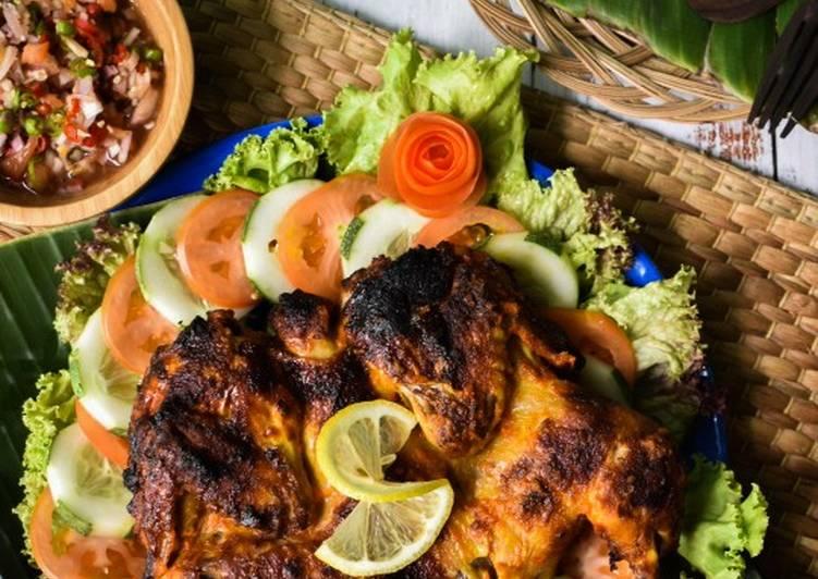 Ayam Panggang Rica-rica - resepipouler.com