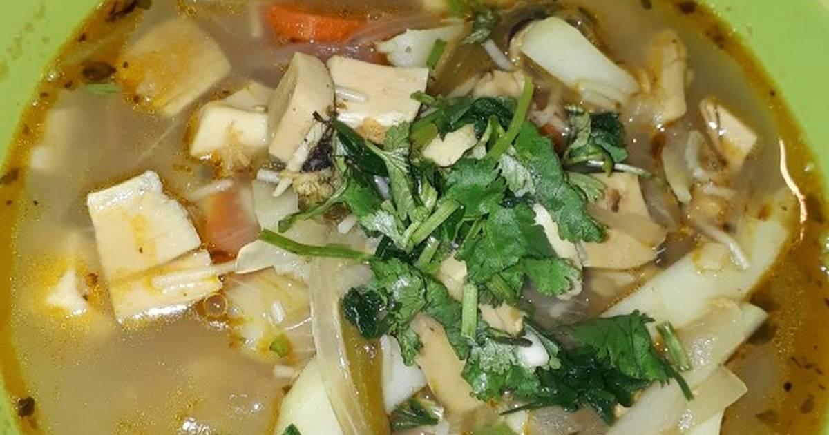 Litro Tarro de sopa