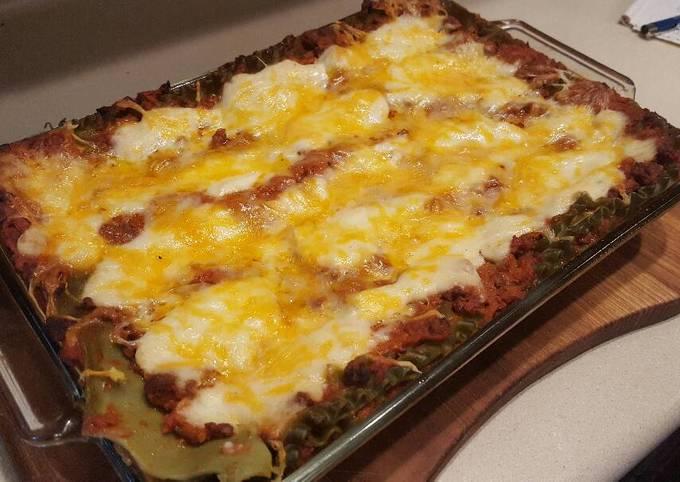 Recipe: Delicious Lasagna Neapolitan