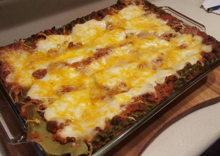 Recipe of Award-winning Lasagna Neapolitan