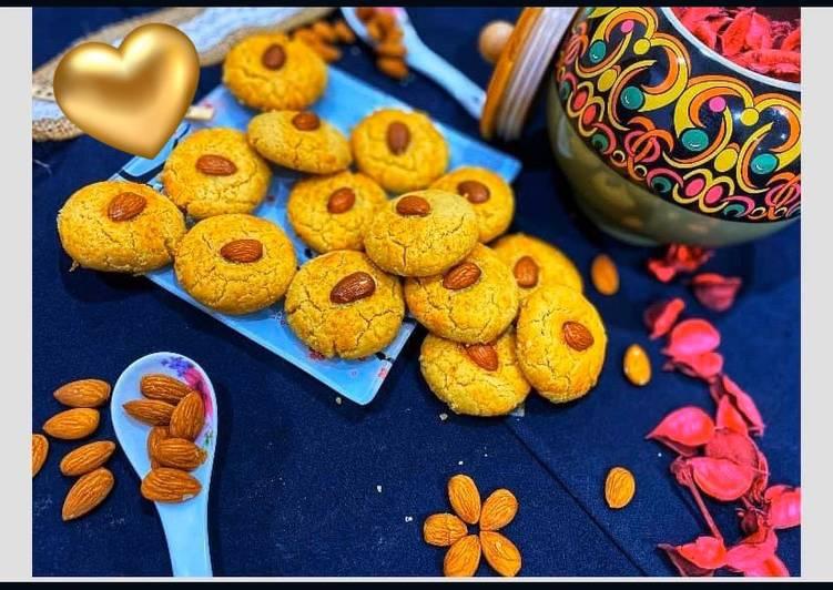 Recipe of Perfect Naan khatai