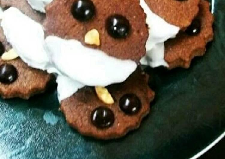 Resep Cookies Bekatul Oleh Novita Cookpad
