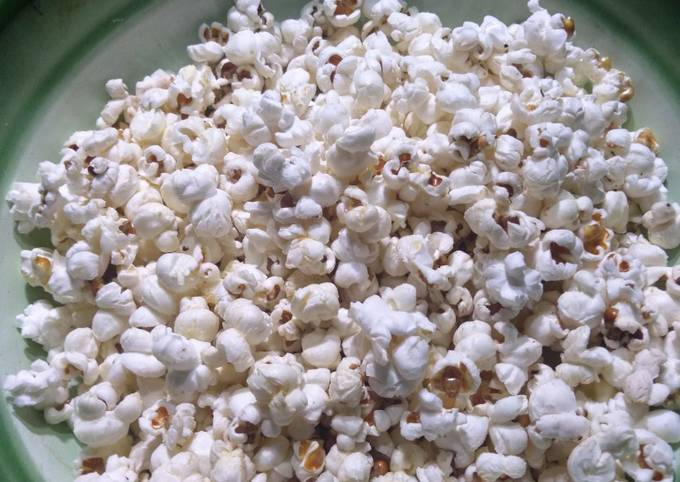 Pop corn ori margarin