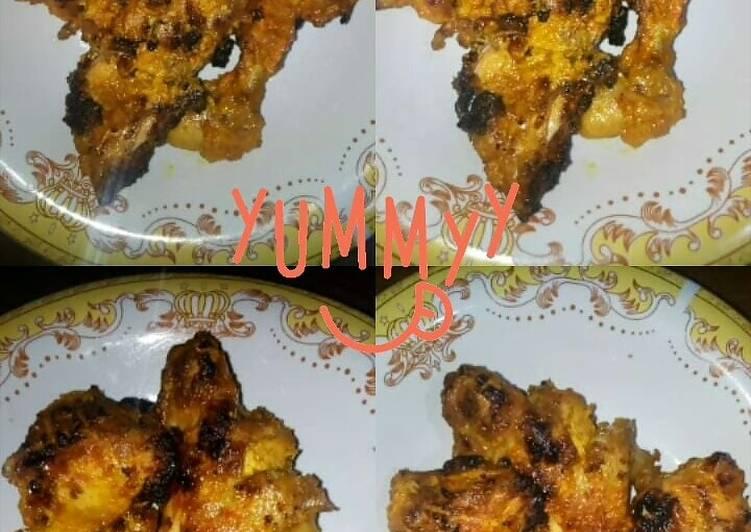 Ayam Bakar Ala Resto Padang