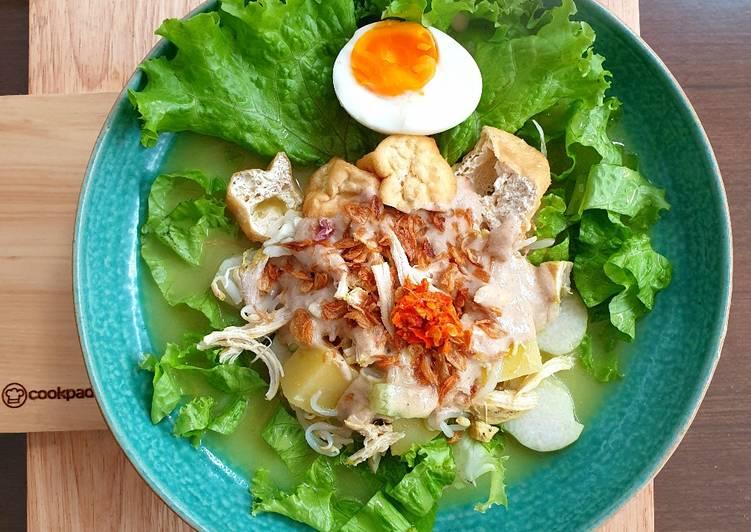 Resep: Gado gado Ayam Cirebon Yang Enak
