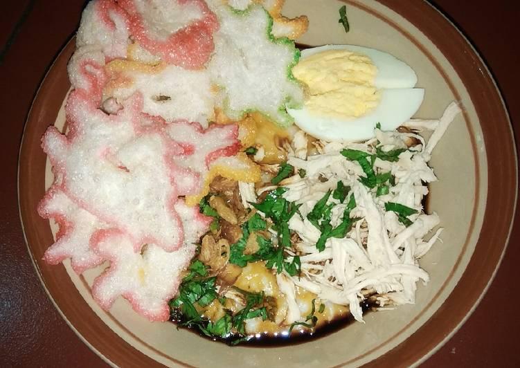 Resep Bubur ayam gurih tanpa kaldu yang Sempurna