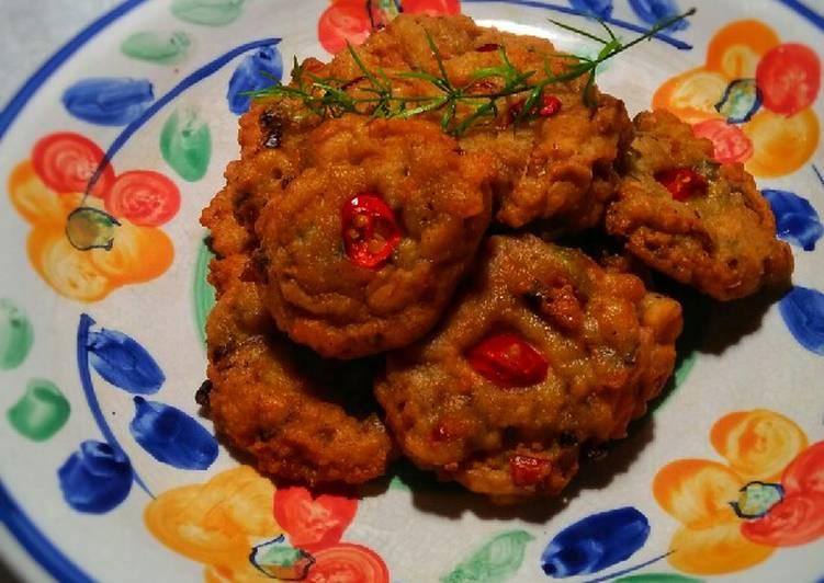 Perkedel Tahu Bokek - cookandrecipe.com