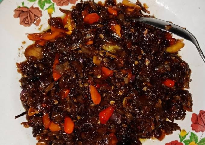 Resep Sambal bawang merah yang Lezat
