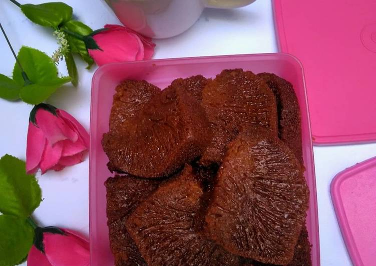 Kue karamel anti gagal - cookandrecipe.com