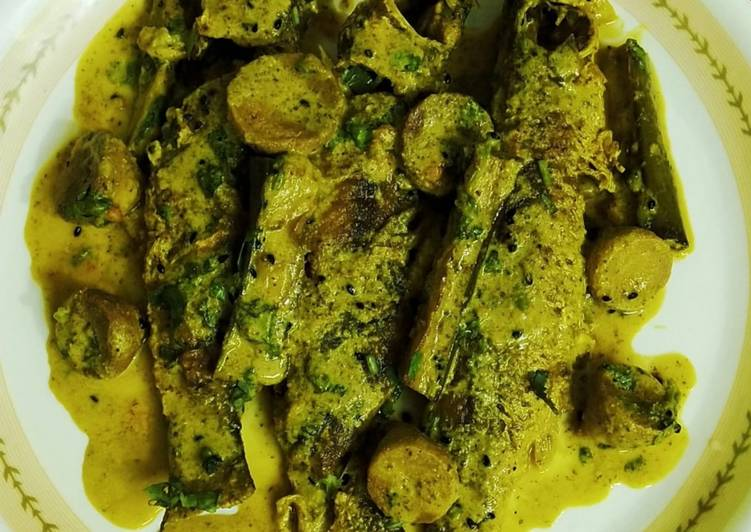 Mustared Fish Curry(parshe sarshe curry) Finding Healthful Fast Food