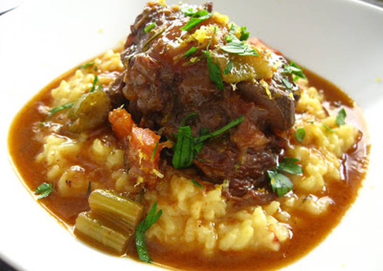 Budget Oxtail Osso Buco (for regular stovetop and pressure cooker)