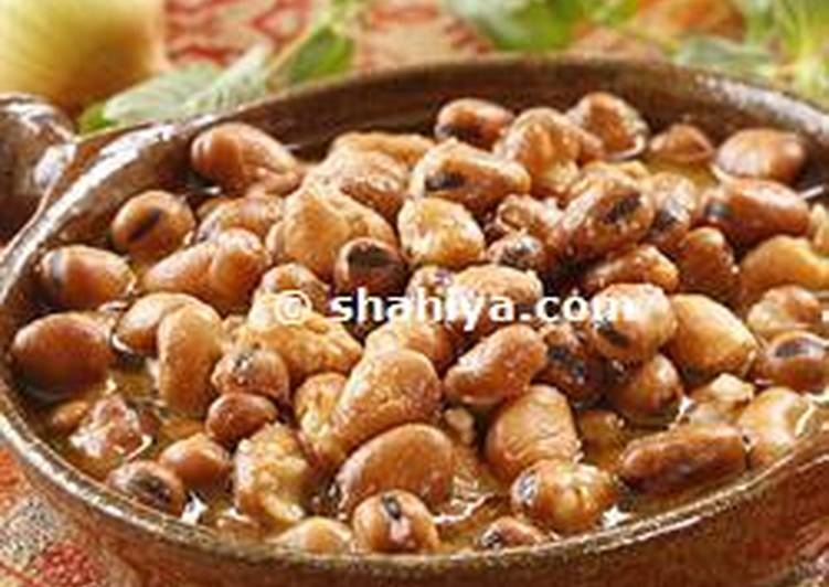 Recipe of Quick Traditional Ful Medames