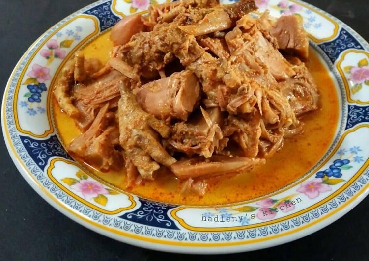 Gulai Kari Nangka