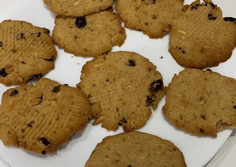 Biscotti vegani e senza glutine