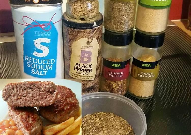 Simple Way to Make Award-winning Vickys Italian Sausage Seasoning plus Recipe Idea GF DF EF SF NF