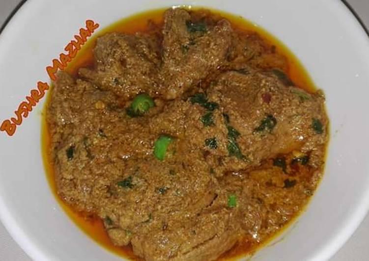 Beef Pasandy