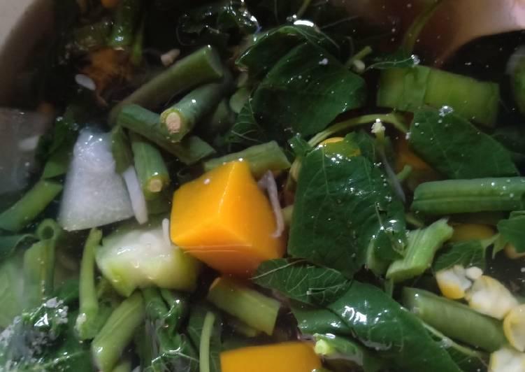 Sayur bening simple sehat