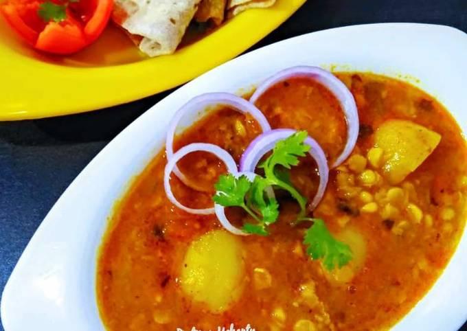 Recipe of Gordon Ramsay Chana Dal Curry