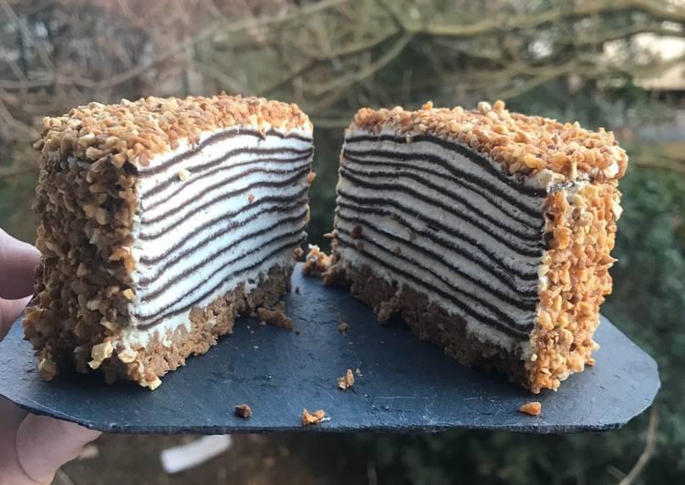 How to Prepare Super Quick Homemade Un mystère en crêpes 🥞