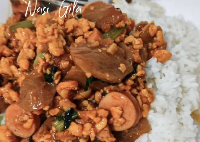 Easy Cooking: Nasi Gila